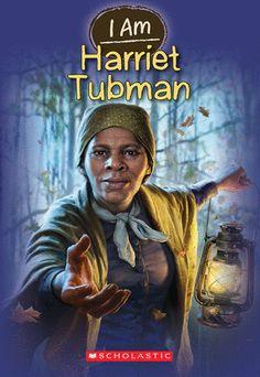 I Am #6: Harriet Tubman #Read11Books