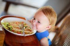 Du nouveau dans son assiette! - Bébé - 13-36 mois - Alimentation - Nutrition et habitudes alimentaires - Mamanpourlavie.com