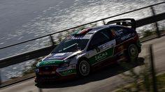 Corrado  Fontana  - Shakedown Rally di Como 2013 by stefano.casi