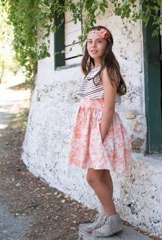 Genevieve dress pdf pattern-Violette Field Threads