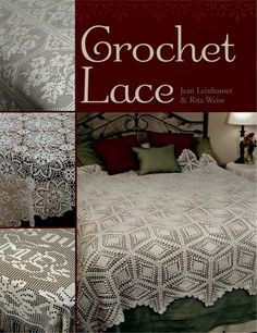 Crochet Lace is a unique guide that showcases a collection of antique tablecloths and bedspreads, each a magnificent example of the crochet arts, and revises the old technique to suit today's threads. Complete patterns are included for each project, along with instructions and full-page photos that make intricate designs easy-to-follow. Special attention is paid to working with traditional steel hooks