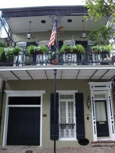 Classic French Quarter Residence