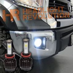 Hood bulge tundra pinterest hoods toyota and toyota tundra toyota tundra 14 16 led fog light bulb upgrade lev publicscrutiny Image collections