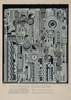 Sir Eduardo Paolozzi, 'Calcium Night Light' 1974-6