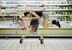 Vibrant 35mm Fashion Photography by Wang Wei #inspiration #photography