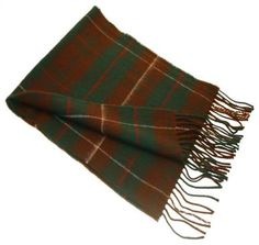MacKinnon Hunting scarf