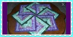 Here is a FREE quilting tutorial for this incredibly beautiful, yet very easy to put together, table topper. Besides the name of Spinning Star, this one is also sometimes called Card Tricks and the Strata Star. Although this project would appear to be very difficult to sew, particularly to a beginning quilter, it truly is...