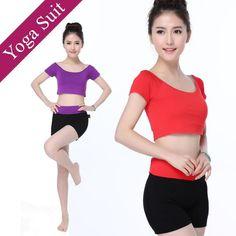 da4bddd960566a Nice Yoga clothing set gym exercise running workout clothes for women  meditation aerobics clothing sportswear for