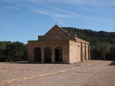 Chiesa (foto Comune di Jerzu) Loc. Sant.Antonio