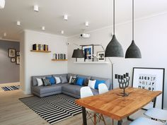 There is no doubting the fact that Scandinavian design has found its way into homes all over the world in some shape or form over the last few decades. Wit