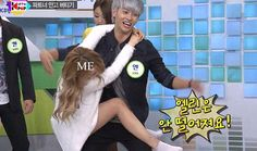 When I Meet VIXX's N. Yes that will be me. I remember watching this episode
