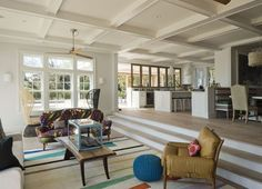 Long Island Beach House from Subfloors to Ceiling Home By Novogratz | Apartment Therapy