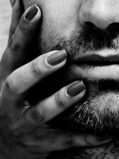 """BLOGGED: We- women- LOVE stubble. But the keyword here is """"stubble"""" not """"full"""". Somehow it makes men sexy and more attractive.  #menstyle #style #stubble #grooming"""