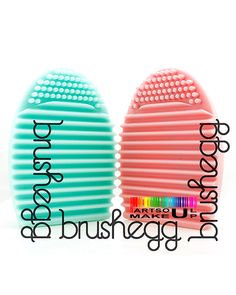 Яйцо очиститель для кистей BrushEgg