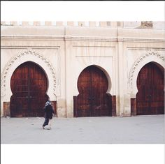 Sights of Fez, Morocco