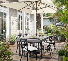 Stinson Synthetic Indoor/Outdoor Rug - Gray Multi