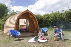 Stay in a Glamping Pod in the Norfolk Broads, Waveney River Centre Camping Pod, Camping Glamping, Norfolk Broads, Camping Holiday, Going To Rain, The Perfect Getaway, Adult Birthday Party, Holiday Break, Camping Parties