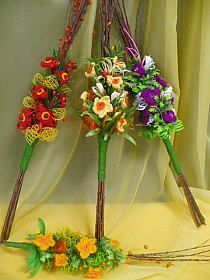 Palmy - Stylowi.pl - Odkrywaj, kolekcjonuj, kupuj Easter In Poland, Polish Easter, Holidays And Events, Plant Hanger, Quilling, Dyi, Macrame, Diy And Crafts, Decoupage