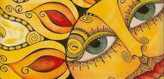 Green eyed lady sun.