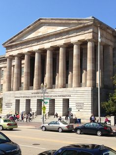Smithsonian American Art Museum in Washington DC, D.C.  -- Last Visited in 2000