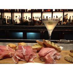 Bourbon Bar Atlanta @ Art Smith Southern Art