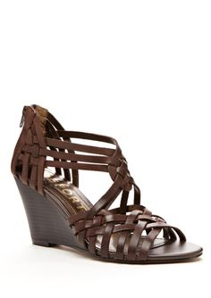 woven. wedge. airy.