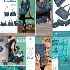 Create your own look & style TEAL http://abrady.graceadele.us