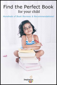 AMAZING! hundreds of book reviews and recommendations for every age from 5 to 13