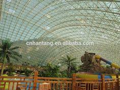 indoor amusement park roofing