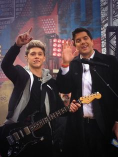 Niall on GMA