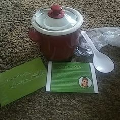 Lorena garcia mini multi cooker new Brand new in box lorena garcia Other