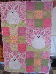 Bunny quilt.