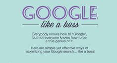 How to Google like a boss – Become a master of Google search with these little-known tips