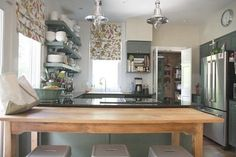 Before & After: A Small-Scale Makeover in Rosemary Green