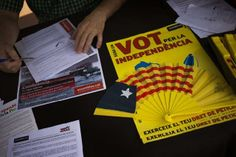 Spain's Catalonia sets 2014 date for  'independence' referendum, government rules out vote - The Province. The president of Spain's regional government of Catalonia said Thursday he wants to hold an independence referendum on Nov. 9, 2014, but the Spanish government immediately said no. Artur Mas announced in the Catalan capital Barcelona that the referendum would ask the region's voters if they want Catalonia to be a state and, if so, should it be independent.