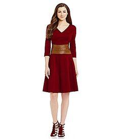 Antonio Melani Portia Ponte Dress #Dillards