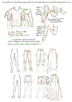 Imagen de clothes, draw, and tutorial