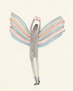 katrin coetzer - my arems are too short but my wings are glorious