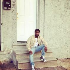 Kevin Hart So many memories.I stopped by my apartment in north philly. 1st Apartment, Kevin Hart, Hipster, Hollywood, Memories, Instagram Posts, Style, Fashion, Memoirs
