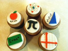 Everything I love in one place. Math and cupcakes. Yep, I am a total nerd.