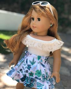 Trendy Clothes For Teenage Girl American Girl Doll Room, American Girl Doll Pictures, American Doll Clothes, Girl Doll Clothes, Girl Dolls, American Dolls, Ag Dolls, America Girl, Our Generation Dolls