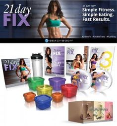 """The 21 Day Fix is ready for YOU!!! Today is the LAST DAY  to get the program and food containers for ONLY$10 when you buy it with Shakelogy!  There is a challenge/accountability group starting soon so don't hesitate! Comment below with """"I'M READY"""" or go to: http://www.teambeachbody.com/shop/-/shopping/BCP21D160?referringRepId=167057"""