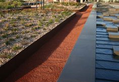 Rock Solid Advice On How To Spruce Up Your Landscaping - House Garden Landscape Software Architecture Design, Landscape Architecture Design, Recycled Brick, Good Environment, Contemporary Landscape, Sustainable Design, Pathways, Water Features, Garden Landscaping