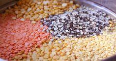 Cultiva tus propios brotes de lentejas para las ensaladas - VeoVerde