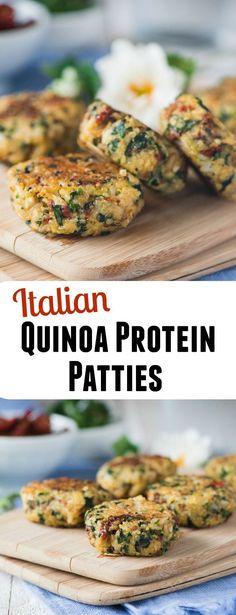 Italian Quinoa Prote