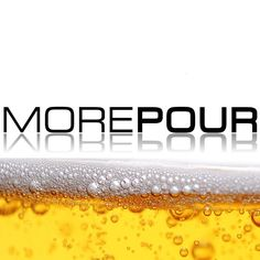 Morepour logo Craft Beer, United Kingdom, Logo, Logos, England, Home Brewing, Environmental Print