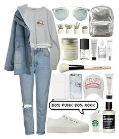 """""""I haven't found a drop of water"""" by kisskatabogi ❤ liked on Polyvore featuring Topshop, Christian Dior, Pantone, Allstate Floral, Brooklyn Candle Studio, NARS Cosmetics, Lancôme, Zero Gravity, Kate Spade and Bobbi Brown Cosmetics"""