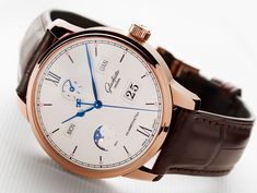 Glashütte Original Senator Excellence Perpetual Calendar Watch