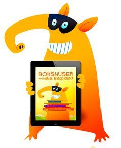 Boksnuser – en stor digital nyhet!