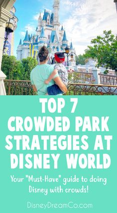 Disney World is crowded most of the times these days. SO how to you manage to still have a good time? Check out this article to see all of the Disney World tips and tricks to have the BEST time even when the parks are packed! Disney World crowd tips will be a life saver for your vacation, especially if you are going to Disney World with kids. Also, tips for going to Disney World resorts with crowds! Disney Dream Co. is here to help you with all of your Disney Would planning. Disney World Vacation Planning, Disney World Trip, Disney World Resorts, Disney Vacations, Vacation Destinations, Disney Parks, Disney World Tips And Tricks, Disney Tips, Travel With Kids